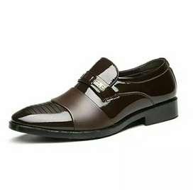 Sepatu Pantofel bahan kulit