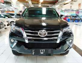 Toyota fortuner VRZ 2.4 2016 km.25000 istimewa