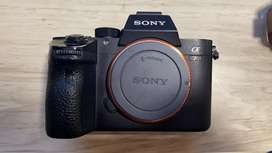 Sony A7r3 2 years old best condition