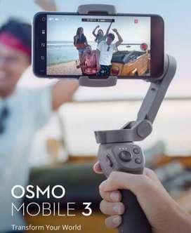 DJI Osmo Mobile 3 Gimbal for mobile
