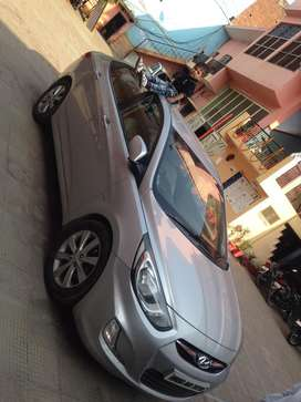 Hyundai Fluidic Verna 2012 Diesel Well Maintained