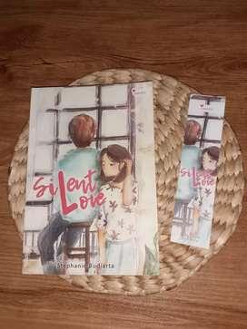 Novel remaja judul silent love
