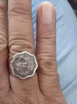 Orijnal 2 paisa coin last pice