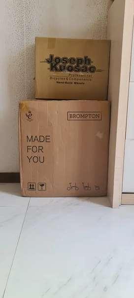 BROMPTON CHPT3 V2 BNIB SEPEDA LIPAT