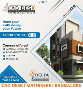 Cad and CamCourse @ Mathikere, Bangalore