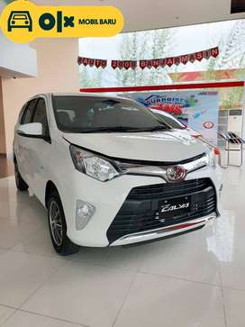 [Mobil Baru] Toyota New CALYA 2019 diskon puluhan juta