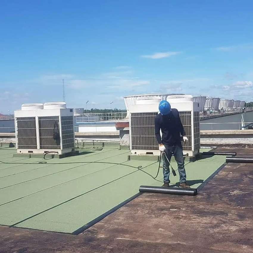 Jasa Waterproofing Membrane Bakar