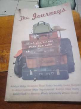 Buku cerita the journeys (kisah perjalanan)
