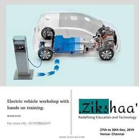 Electric Vehicle Workshop