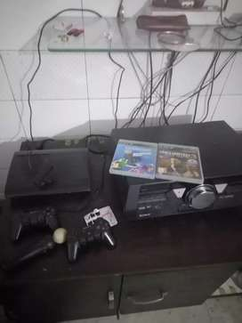 Ps3 Sony for sale exchange with dj controller