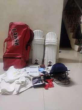 Cricket kit  whole