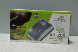 Venus Aqua AP-208 Aquarium Air Pump Single Nozzle.