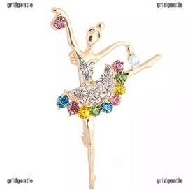 Bros balerina multicolor