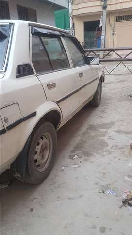 Toyota corolla 1982 special edition (petrol+cng)