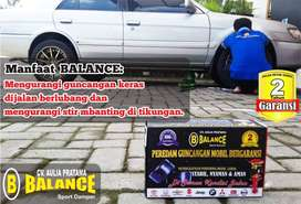 STABILKAN Mobil anda dengan pasang BALANCE DAMPER