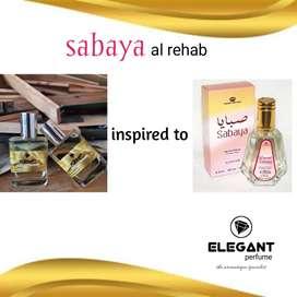 Elegant perfume inspired to sabaya alrehab 30ml