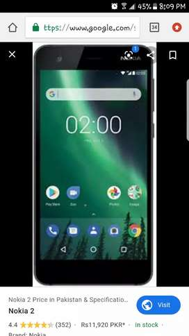 Nokia 2. Parts available