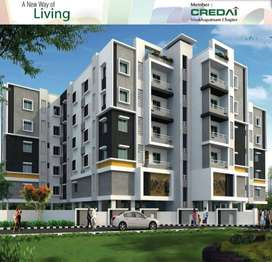2 BHK 945 SFT EAST FACING FLAT FOR SALE AT SEETHAMMADHARA