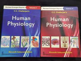 C.C. Chatterjee physiology vol 1&2