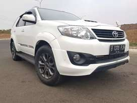 Fortuner TRD At 2014 Tdp 60 Juta
