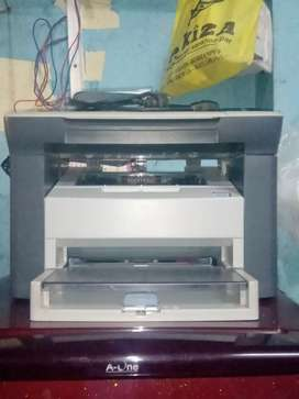Good condition of the printer is called