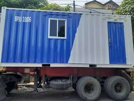 Container Kontainer Office 20ft 40ft Untuk Proyek
