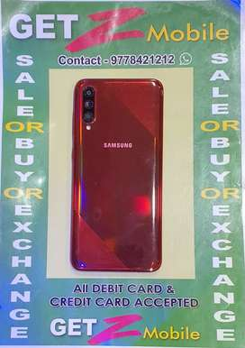 Samsung Galaxy A70s Prism Crush Red