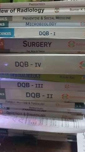 Dams neet pg books full set