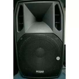 Dicicil Speaker Aktif Huper AK15 Proses Tercepat PromoNya Ada Gan