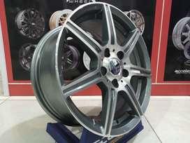 Velg Mobil HSR R16 Untuk Mercy Ertiga Rush Pelek Ring 16 Baut 5X112
