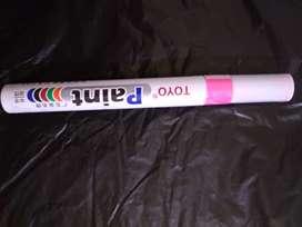 Toyo Paint Pink Marker SA101