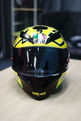 Helm Branded AGV K3SV Wintertest Asian Fit SNI Bandung