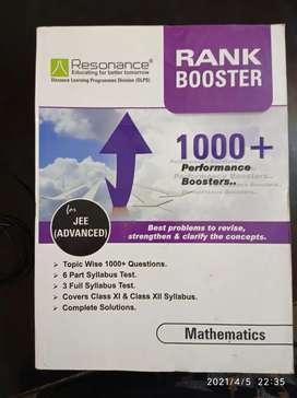 Resonance Rank booster advanced complete