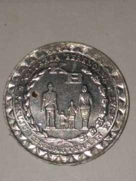 007= Uang Koin indonesia 5 Rupiah Langka Tahun 1979