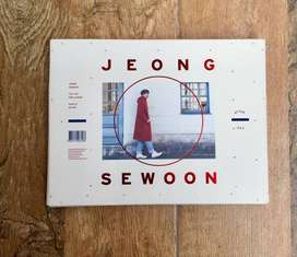 Jeon Sewoon Mini Abum After