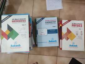 Jee mains and advances preparation books