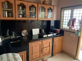 In Shivam Road 2 BHK flat for rent near to main road