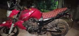 Yamaha Fz bike in smooth condition