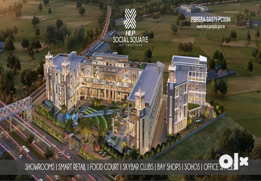 Zirakpur, Office Space, Shops, Showrooms For Sale 0