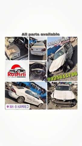 Roshani car spare parts surat kamrej