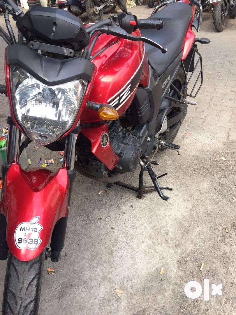 Yamaha fz petrol 0