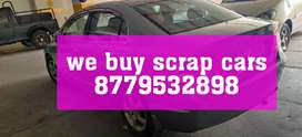 All types of junk car buyers