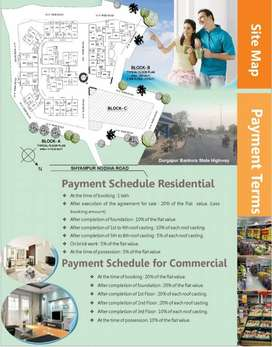 3 BHK well furnished complex available for sale at durgapur, Shyampur