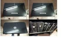 slim model pc, used laptops like i7, i5, i3, c2d