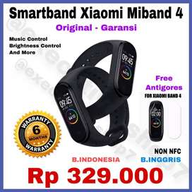 Smarwatch Smart Band XIAOMI MI BAND 4 (Miband 4) Original BEST SELLER