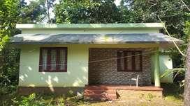 House in 6cent Near Ettumanoor Railway station