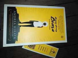 Preloved Novel Orang Orang Biasa by Andrea Hirata
