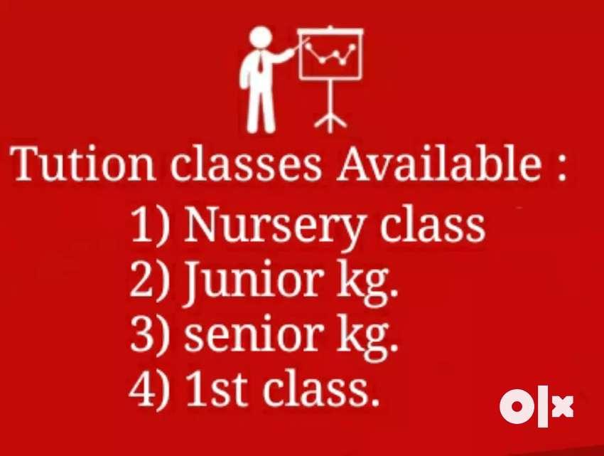 Need nursery- 1st class student 0
