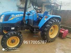 New holland 6010 exel