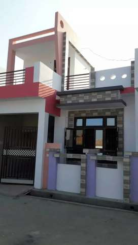 1200sq.ft.Beautiful House For sale in Jankipuram Ext. in Gated Society